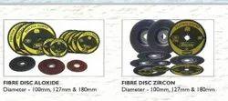 Aloxide Fiber Disc