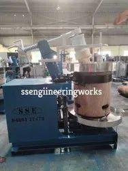 Semi Automatic Edible Oil Extraction Machine