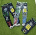 Funky Knitted Jeans