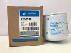 P550318 Donaldson Lube Filter Spin On Full Flow
