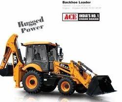 2000 mm 5000 Kg ACE JCB Backhoe Loader JCB Machine, Loader Bucket Capacity: 1.8 cum, Backhoe Bucket Capacity: 0.2 cum