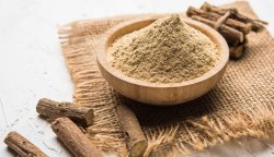 Cosmetic Herbal Powder