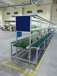 Aluminum Profile Belt Conveyor