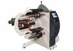 Rewinding Machine For Inject Coding Semi Model