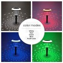 Hardoll Solar Lights for Home Garden Waterproof Decorative LED Lamps for Outdoor Landscape