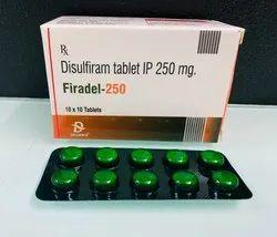 Disulfiram Tablets Ip 250 Mg.