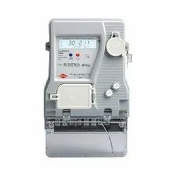 HPL Ac Prepaid Electricity Meter, 415V, Automation Grade: Automatic