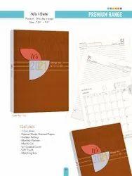 Metallic Global Diary