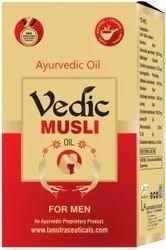 La Nutraceuticals Vedic Musli Oil 15 Ml