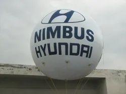 Hyundai Advertising Sky Balloon