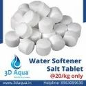 Water Softener salt tablet