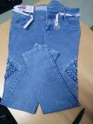 Skinny Fit blue.d blue grey Ladies Denim Lycra Jeans