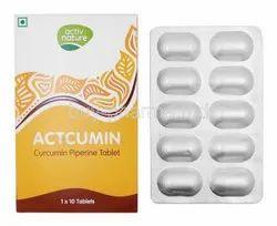 Actcumin Tablets