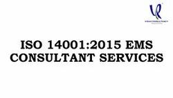 ISO 14001:2015 EMS Consultant Services, New Certification