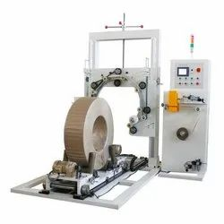 Vertical Reel Wrapping Machine
