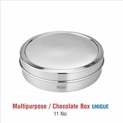 Stainless Steel Multi Purpose Box-unique