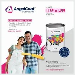 ANGELCOAT High Gloss Oil Based Paint, For Industrial, Packaging Type: Can