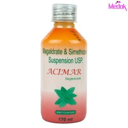 Magaldrate and Simethicone Suspension USP