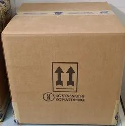 UN Approved Fiberboard Boxes