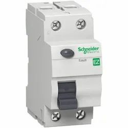 25A Double Pole Schneider Easy9 Residual Current Circuit Breaker