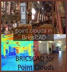 BricsCAD For Point Clouds  -  Point Cloud Workflow And Rapidly Import Scan Data Software