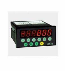 ELAP CM 78 Microprocessor Based Counter Display