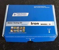 Iron Testing Kit