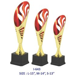 Double Color Trophy Cup