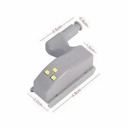 Cabinet Hinge Led Light with batteries