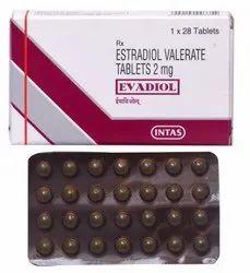 Evadiol Estradiol Tablets