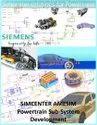 Siemens Simcenter : Amesim : Powertrain Subsystem Simulation Software