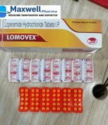 Loperamide Hydrochloride Tablets