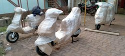 Scooty courier services