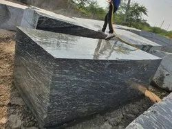 Marquina Marble Block