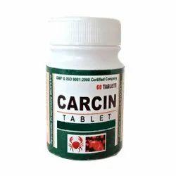 Herbal Medicine for Cancer - Ayursun Carcin Tablet in Pan India