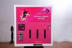 Automatic Sanitary Napkin Vending Machine for Schools