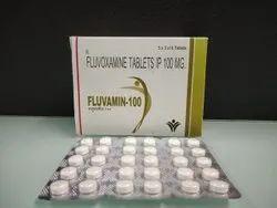 Fluvoxamine Tablets Ip 100 mg.