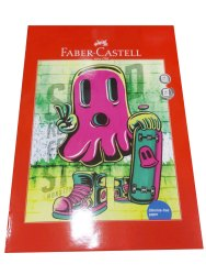 Faber Castell Notebook, For School