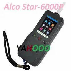 Alcohol Breath Tester With Inbuilt Printer Alco Star-6000p
