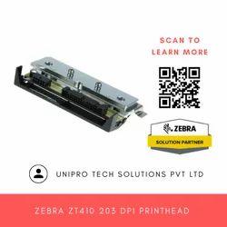 Zebra ZT410 203 DPI Printhead