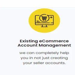 Existing E Commerce Account Management