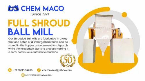 Shroud Ball Mill