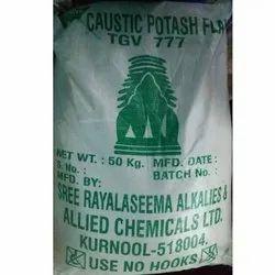 Caustic Potash Chemical Flakes