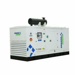 200 kVA Greaves Power Diesel Generator, 3 Phase