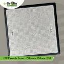 750mmx 750mm FRP Square Manhole Cover