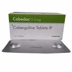 Cabedac 0.5mg Tablets