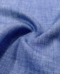 Blue Pearl Matty Fabric, For Home Furnishing