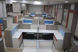 2 Seat With 1 Set Executive Office Furniture
