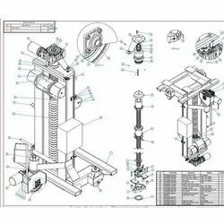 2 D Drafting Service