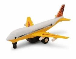 Plastic Centy Pull Back Aeroplane, For Kids Play, Above 2 Year